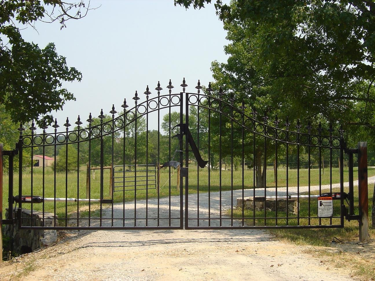 Gate - Drive Through-1
